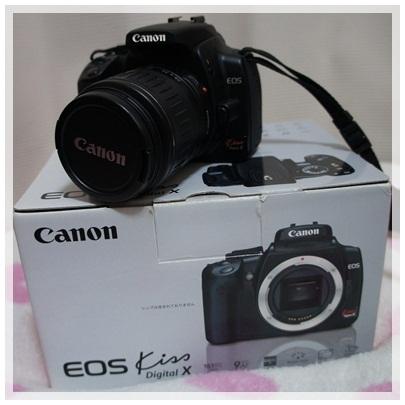 20120212 父のカメラ(2007年製kissX)