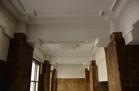 廊下の意匠