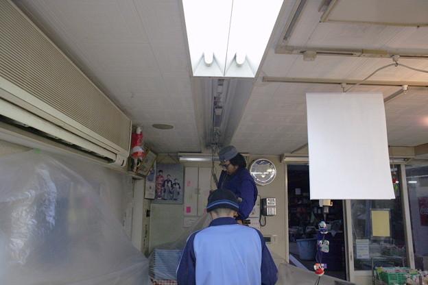 Photos: 蛍光灯LED化061