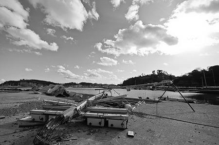 七ヶ浜の港2