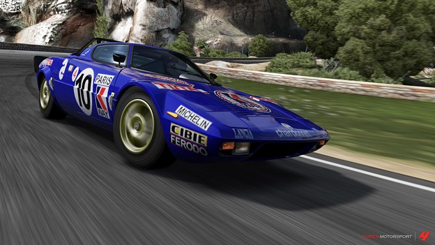 ForzaBigshot Lancia STRATO'S