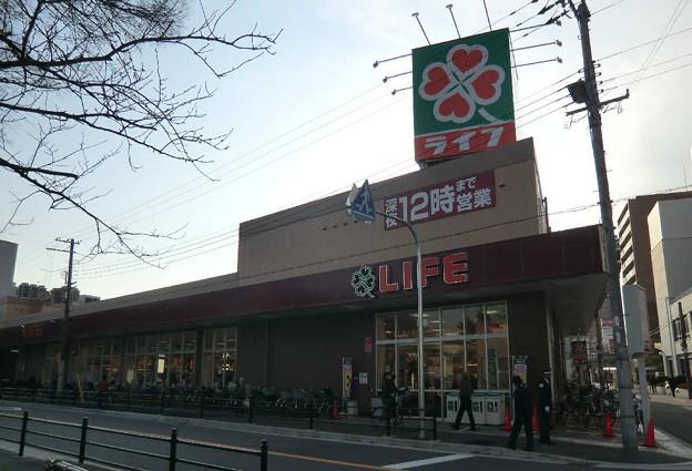 ライフ西田辺店 2012年3月6日(金) オープン-240327-1 - 写真共有サイト ...
